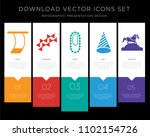 5 vector icons such as trapeze  ...   Shutterstock .eps vector #1102154726