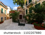 athens  greece   may 18  2018 ... | Shutterstock . vector #1102207880