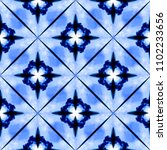 vector tie dye shibori print ... | Shutterstock .eps vector #1102233656
