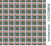 seamless abstract pattern with... | Shutterstock .eps vector #1102238858