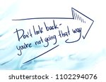 motivation lettering abstract... | Shutterstock .eps vector #1102294076