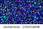 abstract background of circles... | Shutterstock .eps vector #1102316048