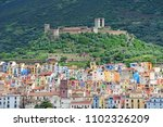 italy   sardinia   sardegna     ... | Shutterstock . vector #1102326209