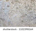 freshly plastered exposed wall... | Shutterstock . vector #1102398164