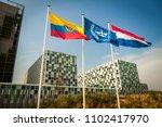 the hague  holland. july 19 ...   Shutterstock . vector #1102417970