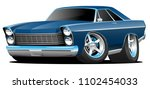 classic sixties style big... | Shutterstock .eps vector #1102454033