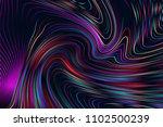 abstract rainbow geometric... | Shutterstock .eps vector #1102500239