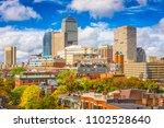 boston  massachusetts  usa... | Shutterstock . vector #1102528640