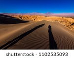 death valley at atacama desert  ... | Shutterstock . vector #1102535093