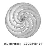 vector halftone stippled... | Shutterstock .eps vector #1102548419