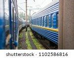 classical cars of passenger...   Shutterstock . vector #1102586816