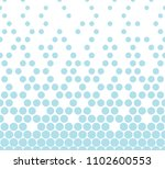 abstract halftone geometric... | Shutterstock .eps vector #1102600553