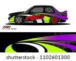 racing graphic background for...   Shutterstock .eps vector #1102601300