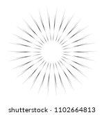 abstract circular sparkle black ...   Shutterstock .eps vector #1102664813