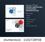 smooth design presentation... | Shutterstock .eps vector #1102728938