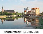 Fish Village. Kaliningrad. Russia - stock photo