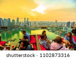 singapore   may 3  2018 ... | Shutterstock . vector #1102873316