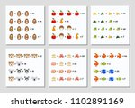 mathematical addition... | Shutterstock .eps vector #1102891169
