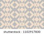 geo seamless pattern  ethnic... | Shutterstock . vector #1102917830
