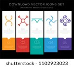 5 vector icons such as tin ... | Shutterstock .eps vector #1102923023