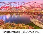 singapore  southeast asia....   Shutterstock . vector #1102935443