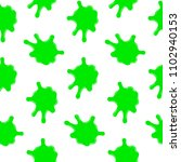 vector splashes seamless... | Shutterstock .eps vector #1102940153