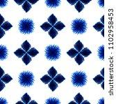 vector tie dye shibori print...   Shutterstock .eps vector #1102958453