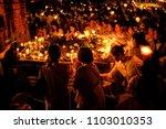 ayutthaya  thailand   may 29 ... | Shutterstock . vector #1103010353
