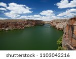 Canyon Do Talhado  Flooded By...
