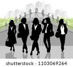vector illustration of... | Shutterstock .eps vector #1103069264