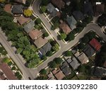 top down aerial drone image of... | Shutterstock . vector #1103092280