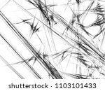 grunge abstract black and white ...   Shutterstock . vector #1103101433