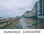 Beach in Ostende