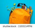 back to school concept.... | Shutterstock . vector #1103114996