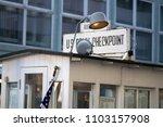 berlin  germany   march 19 ... | Shutterstock . vector #1103157908