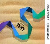 vector background | Shutterstock .eps vector #110315900