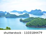 top perfect view of angthong... | Shutterstock . vector #1103184479