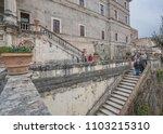 villa d'este  tivoli  lazio... | Shutterstock . vector #1103215310