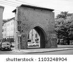 bologna  italy   circa... | Shutterstock . vector #1103248904