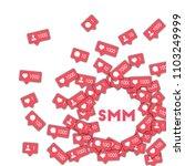 may 01  2017  smm. social media ... | Shutterstock . vector #1103249999