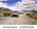may 27  2018 death valley   ca  ... | Shutterstock . vector #1103255696