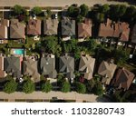 aerial drone image of... | Shutterstock . vector #1103280743