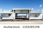 woody point  australia   may 30 ... | Shutterstock . vector #1103285198