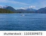 travel to sitka  alaska   Shutterstock . vector #1103309873