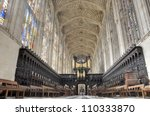 King's College Chapel ...