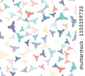seamless vector pattern with... | Shutterstock .eps vector #1103359733