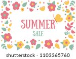 vector illustration with... | Shutterstock .eps vector #1103365760