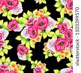 abstract elegance seamless... | Shutterstock . vector #1103399570