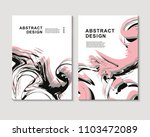 the abstract colorful... | Shutterstock .eps vector #1103472089