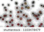 light colored vector texture... | Shutterstock .eps vector #1103478479